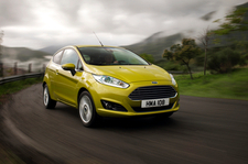 FORD FIESTA TREND 1.0 EcoBoost 100CV 3p