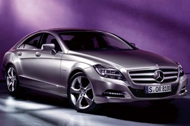 MERCEDES-BENZ CLASE CLS 350   BLUEEFFICIENCY