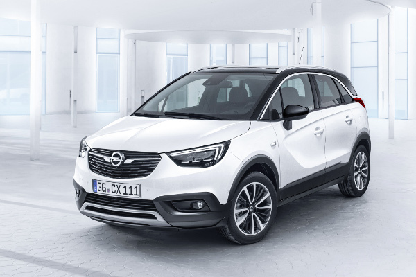 comprar opel crossland x excellence 1 2 turbo start stop 110cv aut. Black Bedroom Furniture Sets. Home Design Ideas