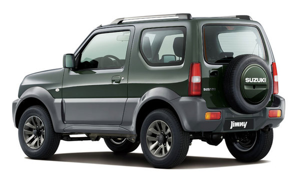 comprar suzuki jimny 14 ranger. Black Bedroom Furniture Sets. Home Design Ideas