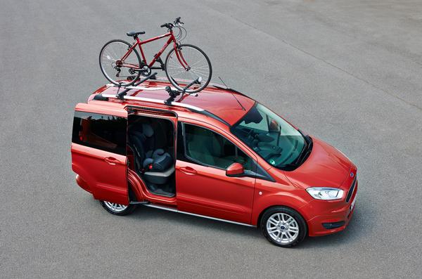 comprar ford tourneo courier sport 1 5 tdci 95cv